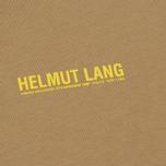 Мужская толстовка Helmut Lang Corner Dart Hoodie Camel фото- 2