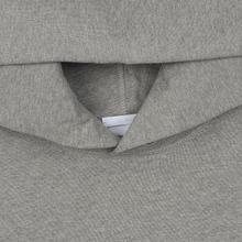 Мужская толстовка Helmut Lang Masc Hoodie Logo Precision Heather фото- 1