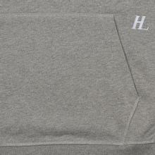 Мужская толстовка Helmut Lang Masc Hoodie Logo Precision Heather фото- 2