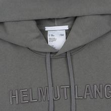 Мужская толстовка Helmut Lang Standard Hoodie Monogram Pebble фото- 1