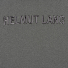 Мужская толстовка Helmut Lang Standard Hoodie Monogram Pebble фото- 2