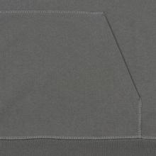 Мужская толстовка Helmut Lang Standard Hoodie Monogram Pebble фото- 3