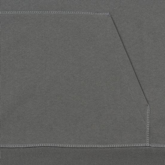 Мужская толстовка Helmut Lang Standard Hoodie Monogram Pebble