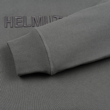 Мужская толстовка Helmut Lang Standard Hoodie Monogram Pebble фото- 4