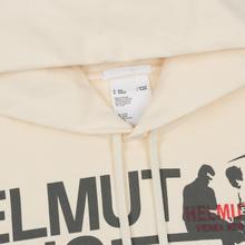 Мужская толстовка Helmut Lang Standard Hoodie Pelvis Generic Pearl фото- 1