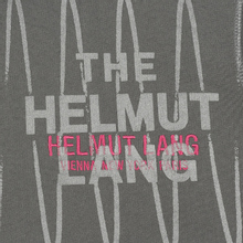 Мужская толстовка Helmut Lang Standard Hoodie Pelvis Generic Pebble фото- 2