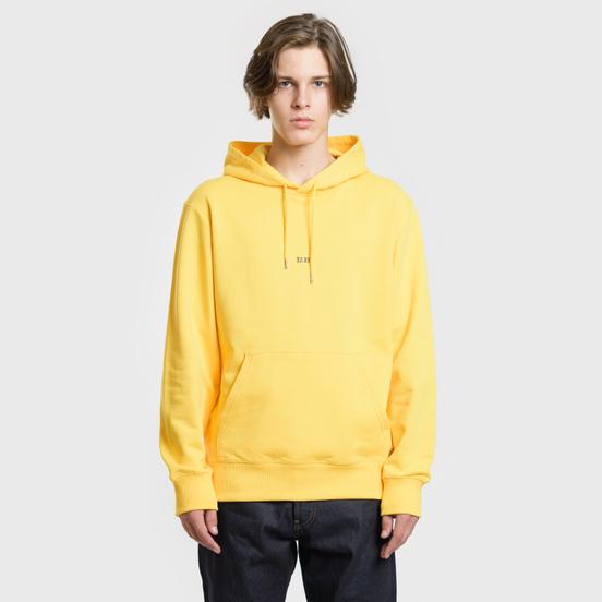 Мужская толстовка Helmut Lang Taxi Hoodie Yellow