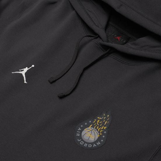 Мужская толстовка Jordan Legacy Air Jordan 4 Hoodie Anthracite