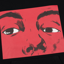 Мужская толстовка JW Anderson Eyes Printed Hoodie Black фото- 2