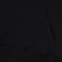 Мужская толстовка JW Anderson JWA Embroidery Logo Hoodie Black фото- 3