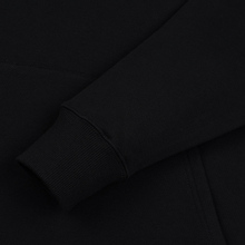 Мужская толстовка JW Anderson JWA Embroidery Logo Hoodie Black фото- 4