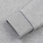 Мужская толстовка Lacoste Crew Neck Fleece Silver Grey Chine фото- 3