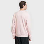Мужская толстовка Lacoste Crew Neck Palm Tree Croc Light Pink фото- 3
