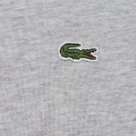 Мужская толстовка Lacoste Full Zip Hoody Silver Grey Chine фото- 2