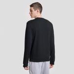 Мужская толстовка Lacoste Graphic Croc Logo Black фото- 2