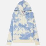 Мужская толстовка Lacoste Live Cloud Print Fleece Hoodie Geode/Atmosphere фото- 0