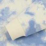 Мужская толстовка Lacoste Live Cloud Print Fleece Hoodie Geode/Atmosphere фото- 3