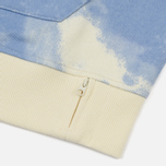 Мужская толстовка Lacoste Live Cloud Print Fleece Hoodie Geode/Atmosphere фото- 5