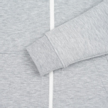 Мужская толстовка Lacoste Live Hooded Full Zip Grey фото- 2