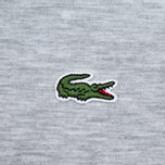 Мужская толстовка Lacoste Live Hooded Full Zip Grey фото- 3