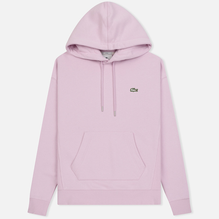 Мужская толстовка Lacoste Live Hooded Zippered Cotton Light Pink
