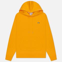 Мужская толстовка Lacoste Live Kangaroo Pocket Hoodie Orange