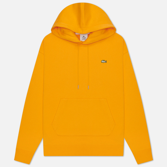 Мужская толстовка Lacoste Live Kangaroo Pocket Hoodie Orange