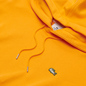 Мужская толстовка Lacoste Live Kangaroo Pocket Hoodie Orange фото - 1