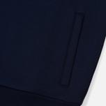 Мужская толстовка Lacoste Sport Hooded Fleece Tennis Navy Blue/Silver Chine фото- 4