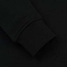 Мужская толстовка Lacoste Sport Tennis Hooded Zippered Black/Silver Chine фото- 5
