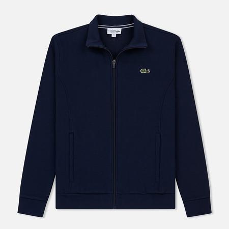Мужская толстовка Lacoste Sport Zip-Up Fleece Navy Blue