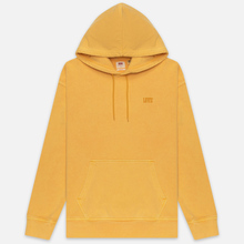 Мужская толстовка Levi's Authentic Logo Hoodie Golden Apricot Yellow фото- 0