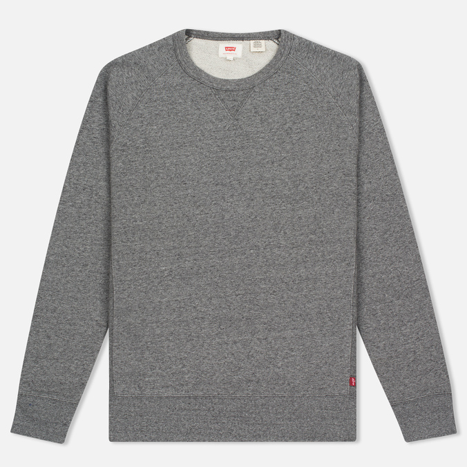 Мужская толстовка Levi's Original Crew Medium Grey Heather