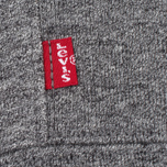 Мужская толстовка Levi's Original Crew Medium Grey Heather фото- 3