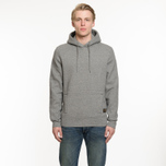 Мужская толстовка Levi's Skateboarding Blank Hoodie Heather Grey фото- 4