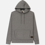 Мужская толстовка Levi's Skateboarding Blank Hoodie Heather Grey фото- 0