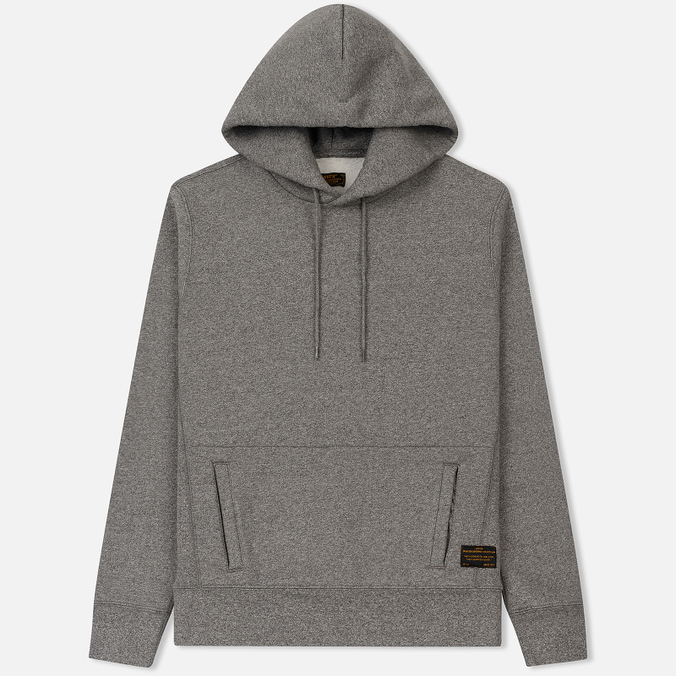Мужская толстовка Levi's Skateboarding Blank Hoodie Heather Grey