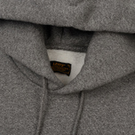 Мужская толстовка Levi's Skateboarding Blank Hoodie Heather Grey фото- 1