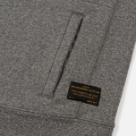 Мужская толстовка Levi's Skateboarding Blank Hoodie Heather Grey фото- 3
