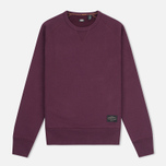 Levi's Skateboarding Crewneck Men's sweatshirt Burgundy photo- 0