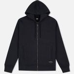 Мужская толстовка Levi's Skateboarding Full Zip Jet Black фото- 0