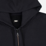 Мужская толстовка Levi's Skateboarding Full Zip Jet Black фото- 1