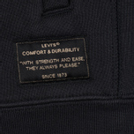 Мужская толстовка Levi's Skateboarding Full Zip Jet Black фото- 4