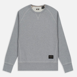Мужская толстовка Levi's Skateboarding Crewneck Fleece Rollerskate Grey Heather фото- 0