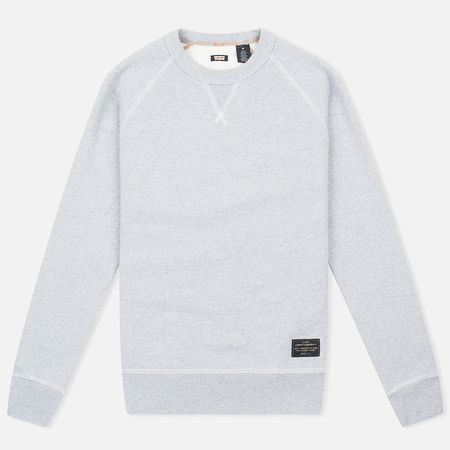 Мужская толстовка Levi's Skateboarding Crewneck Grey Heather