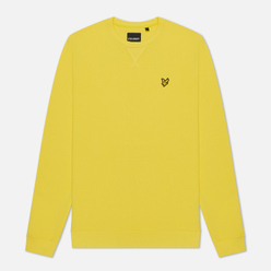 Мужская толстовка Lyle & Scott Classic Crew Neck Buttercup Yellow