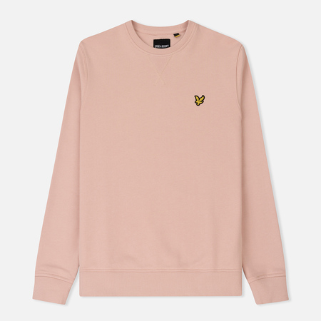 Мужская толстовка Lyle & Scott Classic Crew Neck Dusty Pink