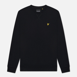 Мужская толстовка Lyle & Scott Classic Crew Neck Jet Black