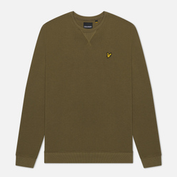 Мужская толстовка Lyle & Scott Classic Crew Neck Lichen Green