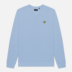 Мужская толстовка Lyle & Scott Classic Crew Neck Pool Blue